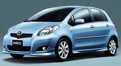 OBD-II Smart Gauge for Toyota Yaris