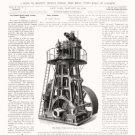 American Machinist 1-24-1885 reprint