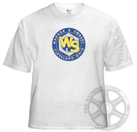 Warner & Swasey turret logo t-shirt T0332-L