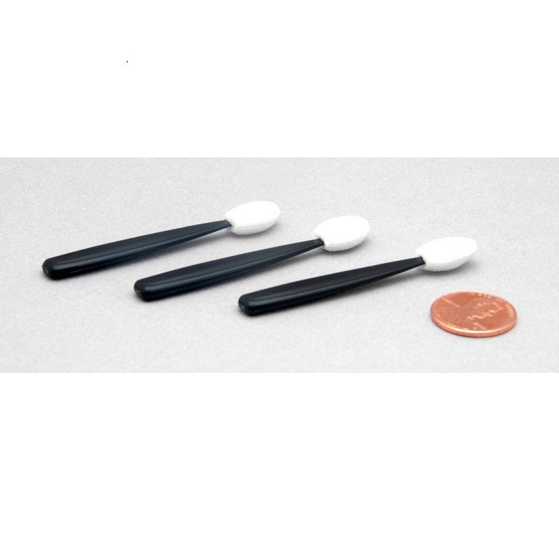 Pack of 100 disposable Eye Shadow Applicators