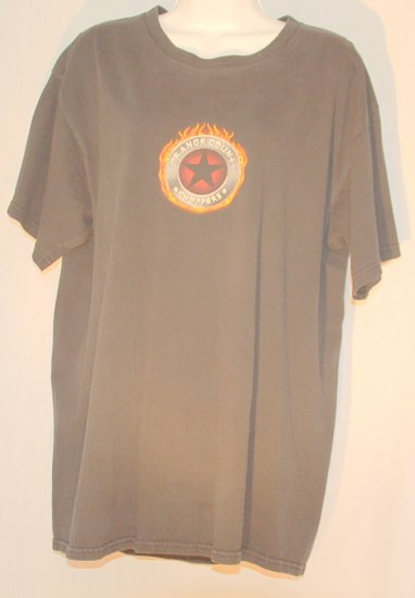 Orange County Choppers Authentic T-Shirt