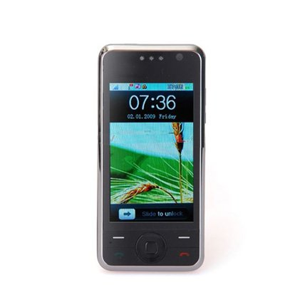 STY- F008 unlocked Quad band GSM Dual standby dual camera JAVA/ WIFI supported TV cell phone