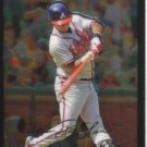 2007 Topps Chrome  #3 Edgar Renteria  Braves