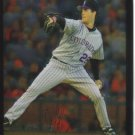 2007 Topps Chrome  #99 Jeff Francis   Rockies