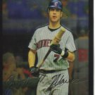 2007 Topps Chrome  #120 Joe Mauer   Twins