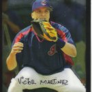 2007 Topps Chrome  #177 Victor Martinez   Indians