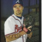 2007 Topps Chrome  #190 Mike Hampton   Braves