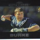 2007 Topps Chrome  #290 Jamie Burke  RC  Mariners