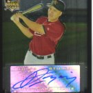 2007 Topps Chrome Rookie Autograph #357 Hector Gimenez  RC  Astros