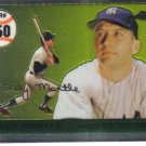 2007 Topps Chrome Mickey Mantle Home Run History  #250 Mickey Mantle   Yankees