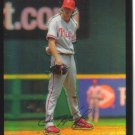 2007 Topps Chrome Refractor  #28 Cole Hamels   Phillies