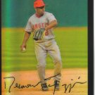 2007 Topps Chrome Refractor  #60 Chone Figgins   Angels