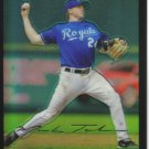 2007 Topps Chrome Refractor  #79 Mark Teahen   Royals