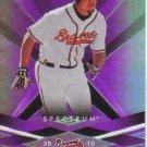 2009 Upper Deck Spectrum  #6 Chipper Jones   Braves