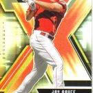 2009 Upper Deck SPx  #10 Jay Bruce   Reds