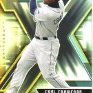 2009 Upper Deck SPx  #14 Carl Crawford   Rays