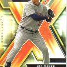 2009 Upper Deck SPx  #57 Joe Mauer   Twins