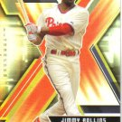 2009 Upper Deck SPx  #80 Jimmy Rollins   Phillies