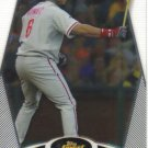 2008 Topps Finest  #125 Ryan Howard   Phillies