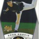 2008 Topps Finest  #147 Josh Newman  RC  Rockies
