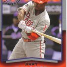 2008 Upper Deck Timeline  #12 Jimmy Rollins   Phillies