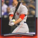 2008 Upper Deck Timeline  #15 Jason Bay   Red Sox