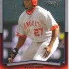 2008 Upper Deck Timeline  #45 Vladimir Guerrero   Angels
