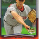 2008 Upper Deck Timeline  #67 Justin Masterson  RC  Red Sox