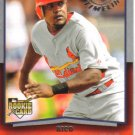 2008 Upper Deck Timeline  #85 Rico Washington  RC  Cardinals