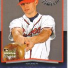 2008 Upper Deck Timeline  #94 Brent Lillibridge  RC  Braves