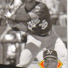 2008 Upper Deck Timeline  #132 Frank Thomas   A's