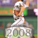 2008 Upper Deck Timeline  #264 Dan Haren   Diamondbacks