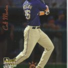 2008 Upper Deck Timeline  #350 Colt Morton  RC  Padres