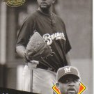 2008 Upper Deck Timeline 20th Anniversary  #162 C.C. Sabathia   Brewers