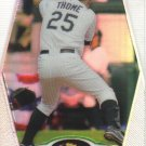 2008 Topps Finest Refractor  #77 Jim Thome   White Sox