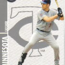 2008 Topps Co-Signers  #16 Joe Mauer   Twins