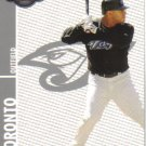 2008 Topps Co-Signers  #30 Vernon Wells   Blue Jays