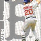 2008 Topps Co-Signers  #32 Kevin Youkilis   Red Sox