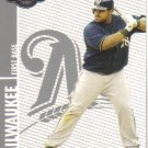 2008 Topps Co-Signers  #60 Prince Fielder   Brewers