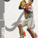 2008 Topps Co-Signers  #69 Brian McCann   Braves