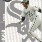 2008 Topps Co-Signers  #92 Jermaine Dye   White Sox