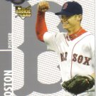 2008 Topps Co-Signers  #100 Clay Buchholz  RC  Red Sox