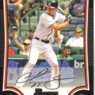 2009 Bowman  #9 Chipper Jones   Braves