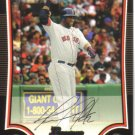 2009 Bowman  #22 David Ortiz   Red Sox
