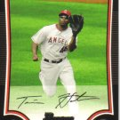 2009 Bowman  #30 Torii Hunter   Angels
