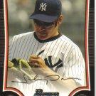 2009 Bowman  #32 Johnny Damon   Yankees