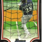 2009 Bowman  #40 Prince Fielder   Brewers