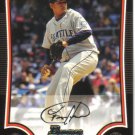 2009 Bowman  #50 Felix Hernandez   Mariners