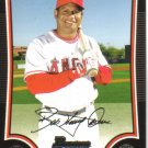 2009 Bowman  #52 Bobby Abreu   Angels