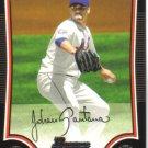 2009 Bowman  #57 Johan Santana   Mets